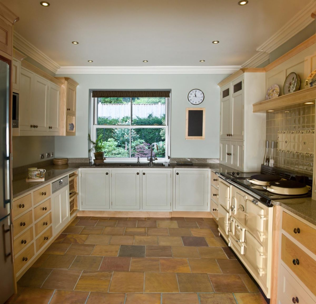 Painted-and-Maple-Kitchen-1