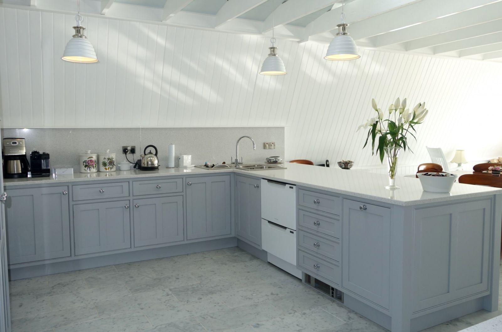 Bespoke Kitchen Isle of Arran Scotland - Bespoke